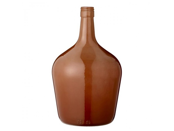 Bloomingville Fles dusty orange