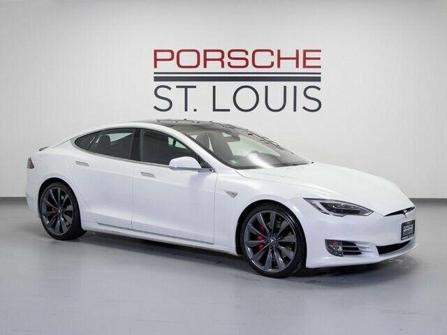 2016 Tesla Model S P90d 2016 Tesla Model S P90d 19172 Miles 1 Speed Automatic Pearl White Multi Coat Ind Tesla Model S Tesla Tesla Model
