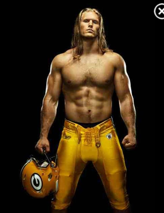 Clay Matthews. For, um, furthering your football education. Yes.