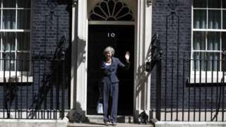Theresa Mays cabinet: Whos in and whos out?  BBC News