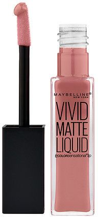 Maybelline ColorSensational Vivid Matte Liquid 0.26oz.  #sponsored