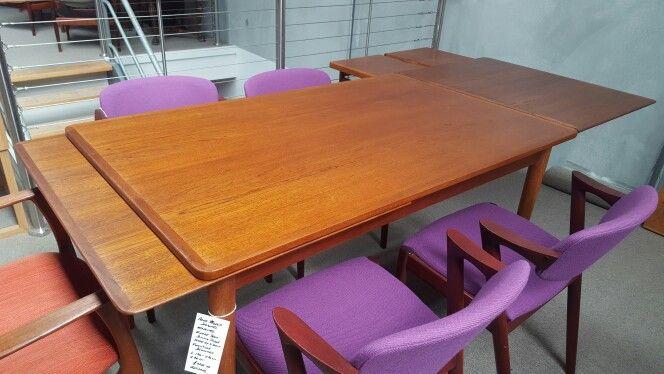 Arne Vodder danish table