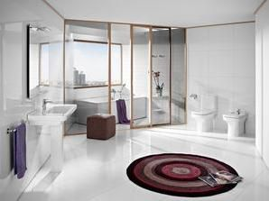 Roca offers an extensive product range across all price points for any bathroom project. The portfolio comprises of sanitaryware, acrylic, cast iron and steel baths, taps, showers and furniture including ECO options for WC's, baths and taps. Roca is world leader in the bathroom buisness and is active in 135 markets around the globe. #bathroom #bathroomsuites #toilets #basins #baths #modernbathroomsuites #suites