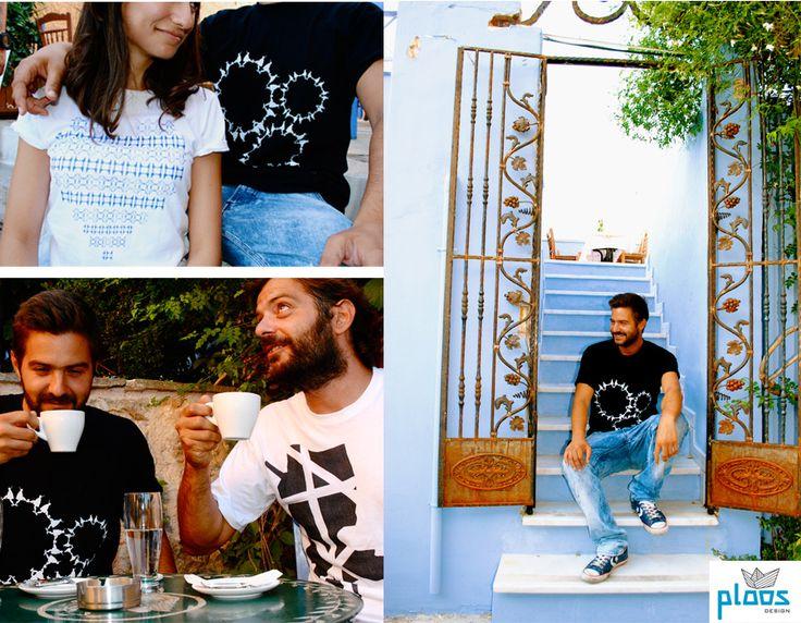 Ploos Design #t-shirt #collection #Plaka #Greece