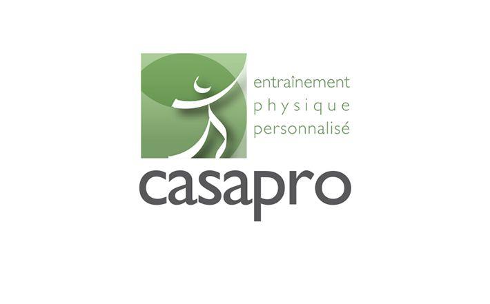 Casapro, Sport & Pilates logo