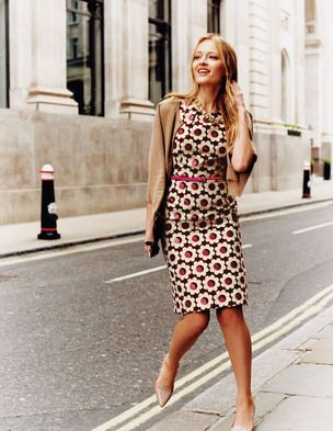 Harriet Dress WH697 Special Occasion Dresses at Boden