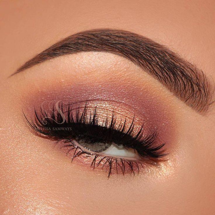 "213 Likes, 1 Comments - ⭐Youtuber ▪ Make Up Artist (@melissasamways) on Instagram: ""Soft Halo Smokey Eyes Carli Bybel Deluxe Edition Palette   Melissa SamwaysTutorial in my YouTube…"""