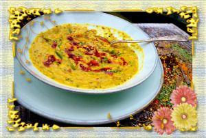 New Blog Post: Lentils with flu-busting elixir fenugreek & more .. October 25 2015 at 06:39PM