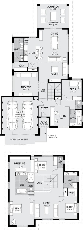 Metropolitan Platinum floorplan