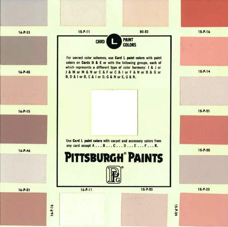 Paint Colors For Men 52 best mad men 60s color & style inspiration images on pinterest