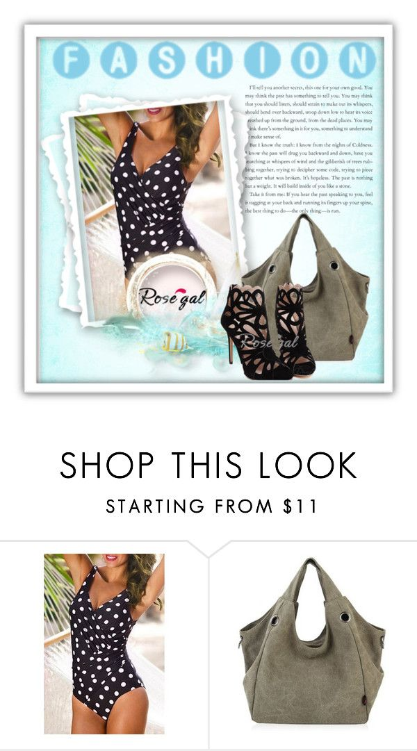 """""""Rosegal 10."""" by fashionunion-1 liked on Polyvore ..."""