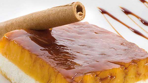 Porque yo me lo merezco y punto… :)  Tocinillo de cielo y queso fresco (icono lengua) #Caprichos de #viernes #bocconcino http://www.latagliatella.es/menu/dolci-postres/