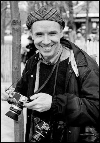 Bill Cunningham, 1984