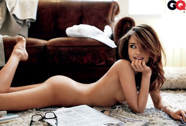 Miranda Kerr for GQ