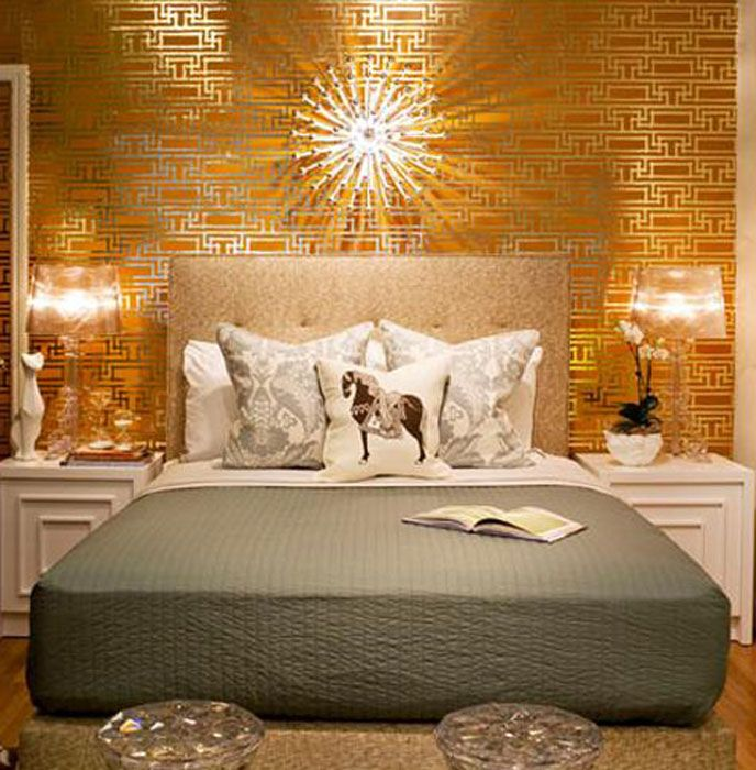 Warm Color Bedroom Ideas Part - 49: Bedroom Color Ideas, Everyone Is Taking And Feeling Rest And Relax In His  Bedroom, So We Want Always To Give Our Bedrooms An Elegant Look.