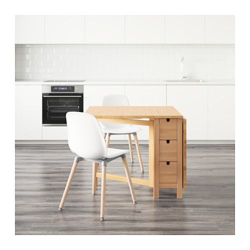 NORDEN / LEIFARNE Table and 2 chairs  - IKEA