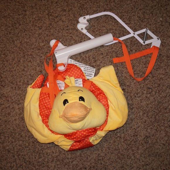 Evenflo baby bouncer Door jumper great for babies 6 months and older! Evenflo Other