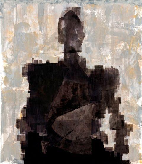 Erdinç Babat  |   mixed technique on canvas | 150x130cm |  cepgallery,