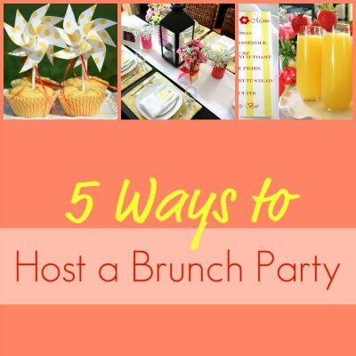 BRUNCH: Spring Events, Brunch Ideas Decor Parties, Brunch Party, Infarr Creative, Brunch Parties, Parties Collage, Bridal Shower, Parties Ideas, Special Events