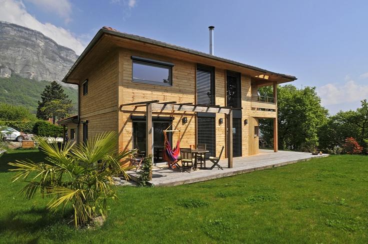 maison bois - ameo construction