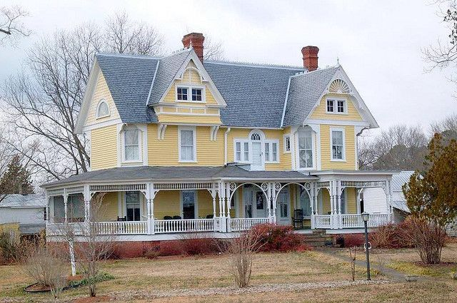 Person-McGhee House--Franklin County, NC | by Universal Pops (David)