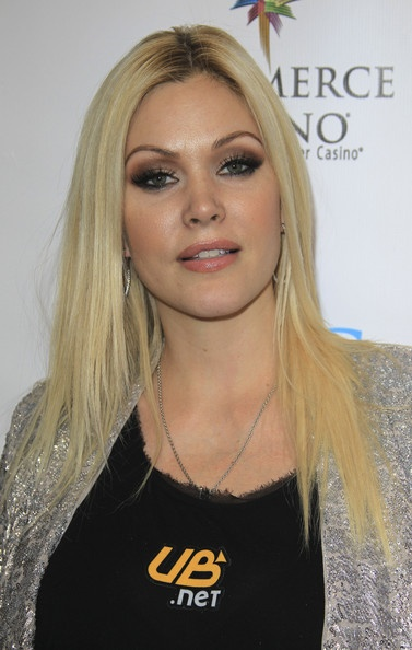 Gamble and Shanna Moakler Photo - The World Poker Tour Celebrity Invitational at the LA Poker Classic