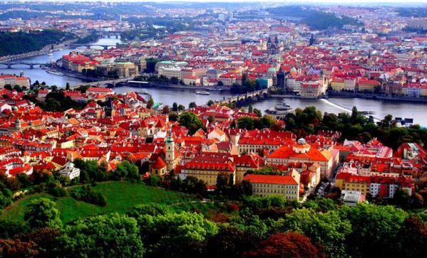 Çek Cumhuriyeti,Prag