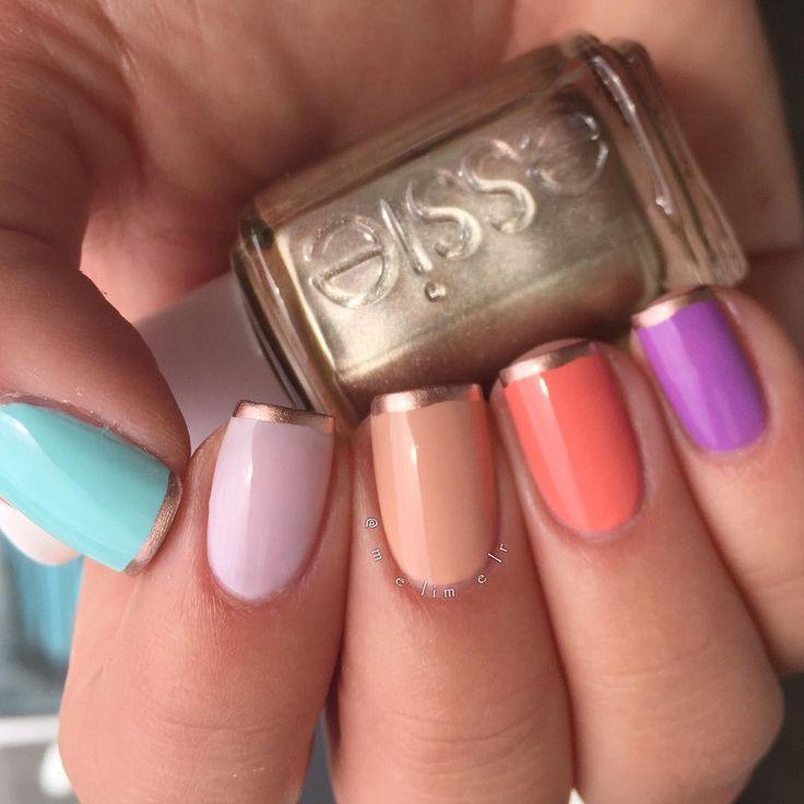 748 best Nails V images on Pinterest | Nail polish, Beauty nails and ...