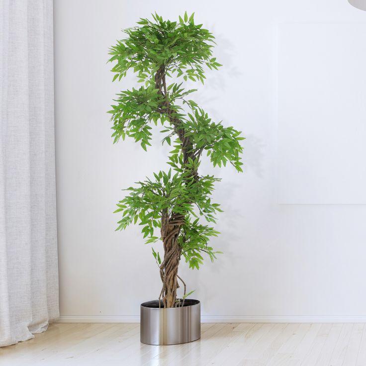 Oriental Fruticosa Artificial Trees Plants 6ft Silk Tree Artificial Plant Wall Artificial Plant Arrangements Artificial Plants