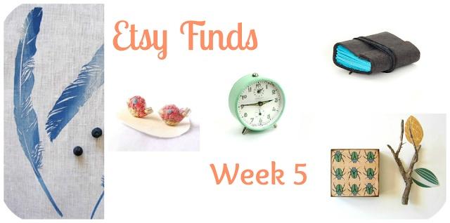 Weekly Etsy Finds- week5 :)