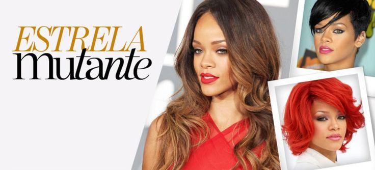 Cabelo de Rihanna