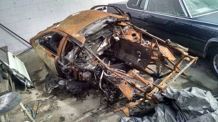 Question for all of you: would you buy aburned-out Lamborghini or not? After a catastrophic fire, this rusty and wreckedLamborghini Murcielago chassis is put on sale on eBay. The seller's price, believe it or not, is incredible $16,000. But consider that, if you buy this wrecked Lamborghini Murcielago, would be assame as buying aburned-out, rusted …