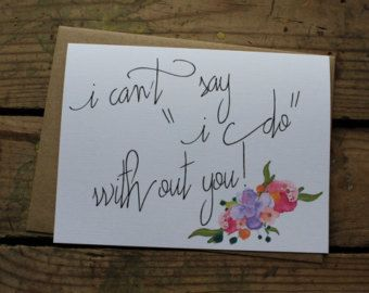 I've Got The Girl But I Need My Guys Cards by PontoMountainPaper
