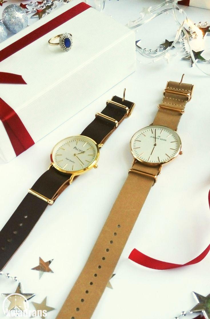 Zegarki damskie, męskie, biżuteria - podarunki dla bliskich na święta :) #watches #zegarki