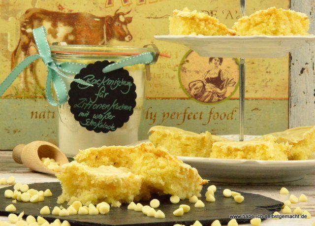 Der Klassiker unter den Backmischungen ist ein saftiger Zitronenkuchen. Mein Rezept enthält noch etwas weiße Schokolade, denn die Mischung zwischen schöner Säure und süßer Schokolade finde ich einfach köstlich. Der Kuchen ist super locker, fluffig sowie saftig. Wer möchte kann über den Kuchen am Ende einen Zuckerguss oder weißen Schokoguss geben. Eben ganz nach Geschmack:-). [...]