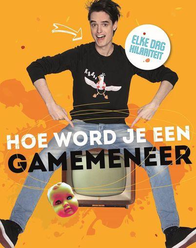 Het boek van de bekende YouTuber. Hoe word je een GameMeneer? Leuk dat je het vraagt!