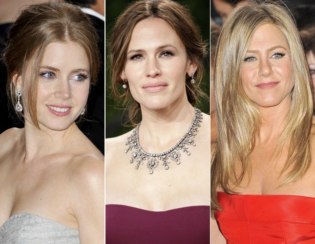 Amy Adams, Jennifer Garner, and Jennifer Aniston went for ...