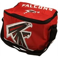Whether you're preparing your young Falcons fan's lunch or getting ready for tailgating you can count on this insulated lunch bag!