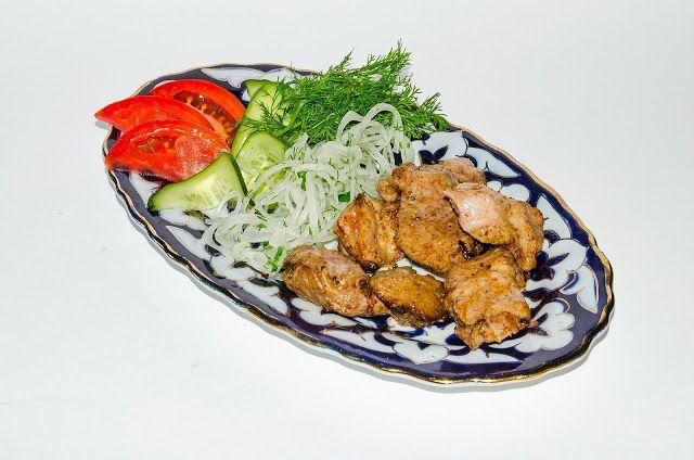 Citromfüves csirkemell recept