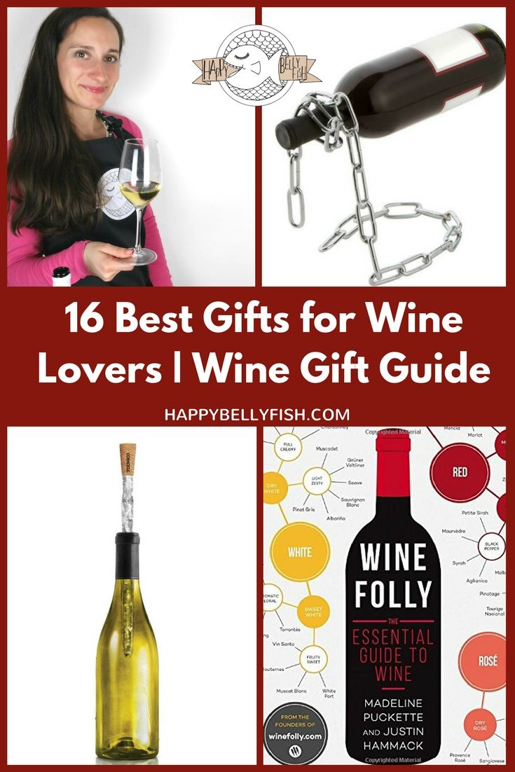 16 Best Gifts For Wine Lovers Gifts For Wine Lovers Christmas Gifts For Wine Lovers Wine Lovers