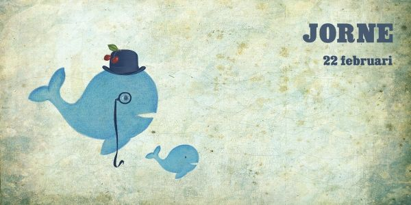 Geboortekaartje jongen of meisje - walvis met kleintje - Pimpelpluis  https://www.facebook.com/pages/Pimpelpluis/188675421305550?ref=hl (# tekening - handgetekend - walvis - dieren - zee - hoed - kers - bril - vintage - retro - origineel)