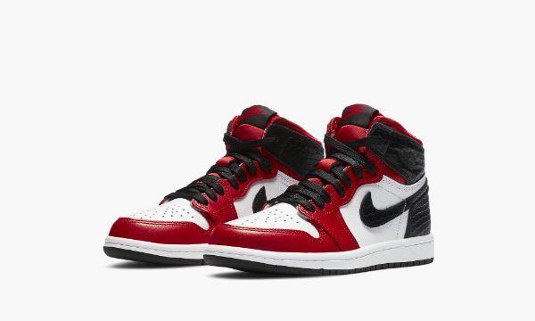 Air Jordan 1 High Retro Ps Satin Snake Cu0449 601 2020 Air Jordans Air Jordans Retro Nike Air Shoes