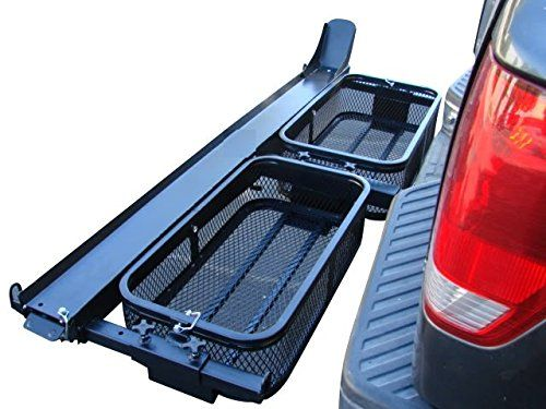 1000lb Dirt Bike Scooter Motorcycle Tow Hitch Carrier Rack