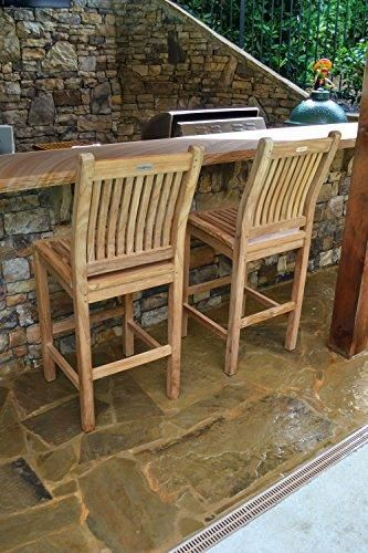 Image result for tortuga outdoor TEAK BAR CHAIR