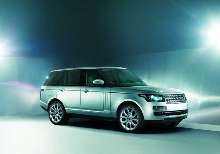 Revealed - The New Range Rover