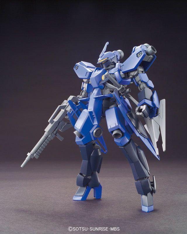 1/144 HG Mcgillis's Schwalbe Graze | Iron-Blooded Orphan Gundam | Gunpla | Military Sci-Fi Animé| Mecha Scale Model