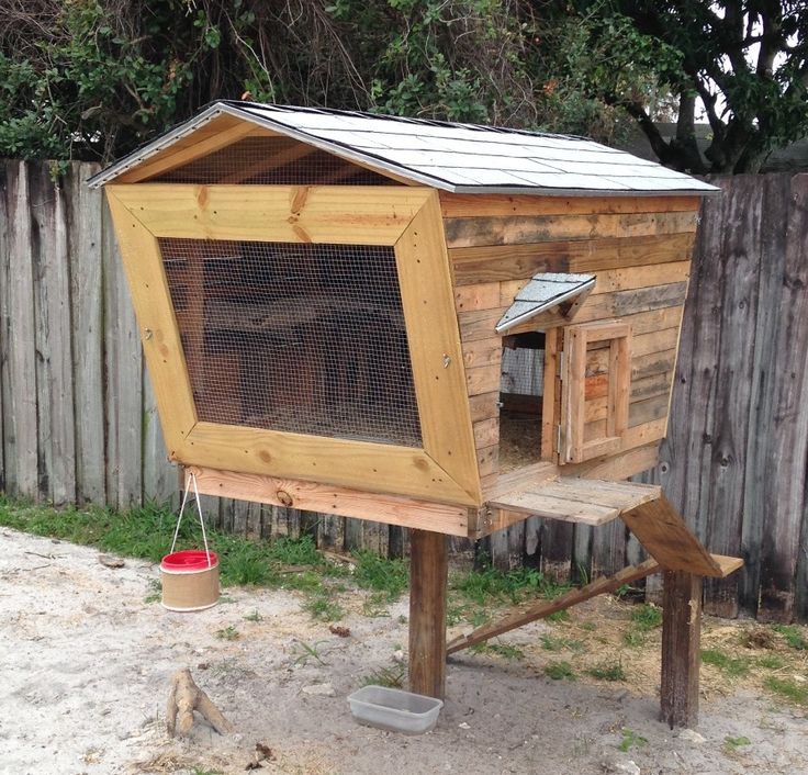 30 Awesome Custom Chicken Coop Ideas and DIY Plans (PHOTOS ...