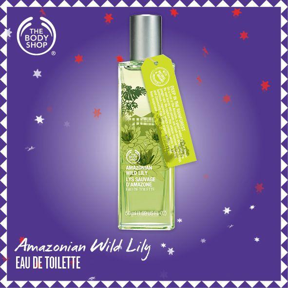 Amazonian Wild Lily EDT