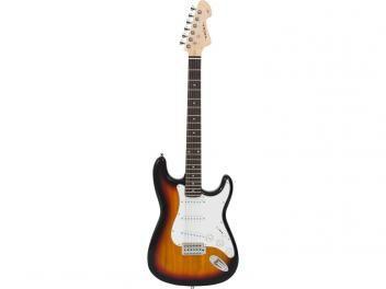 Guitarra Vogga Strato ST VCG601N - Yellow Sunburst