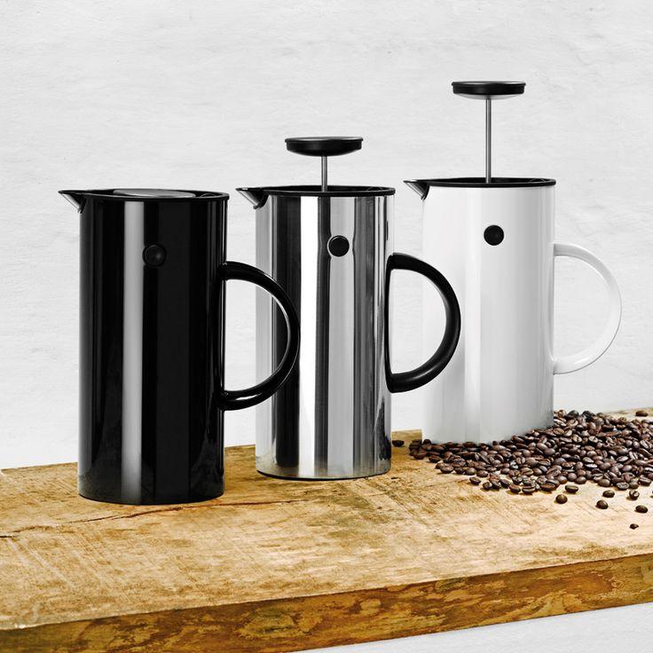 $44 Modern Coffee Presses, Contemporary Coffee Presses, Modern Coffee Makers, Contemporary Coffee Makers, Alessi, Iittala at SWITCHmodern.com